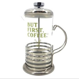 Alfred French Press Coffee Maker NWT